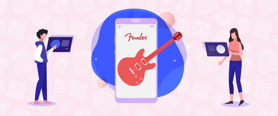 6 Mobile Marketing Tips for Brilliant Holiday Campaigns from Fender