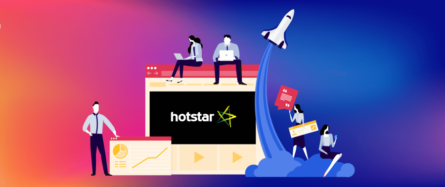 How Hotstar Scaled User Engagement to Lead the Media and OTT App Market